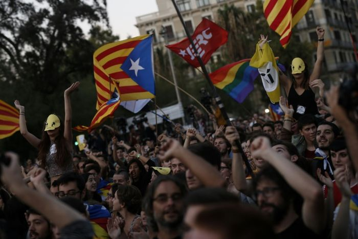 PAU BARRENA (AFP)