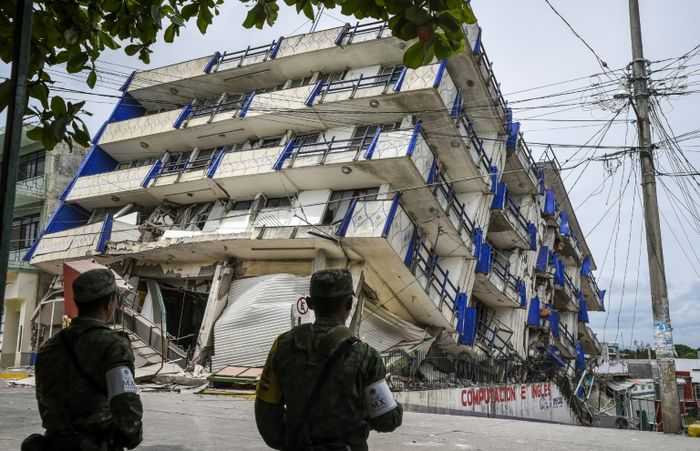 VICTORIA RAZO (AFP)
