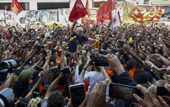 Brazil's ex-president Lula closer to prison after Supreme Court votes