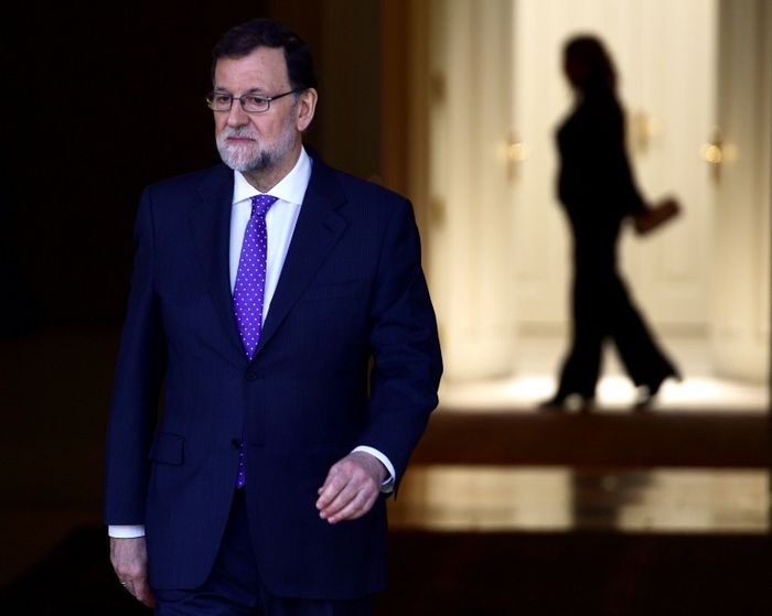 Spain's new Prime Minister sworn in