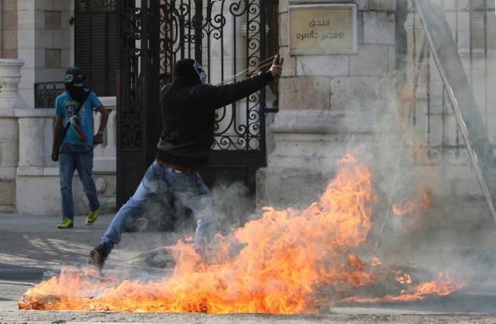 Musa Al Shaer (AFP)