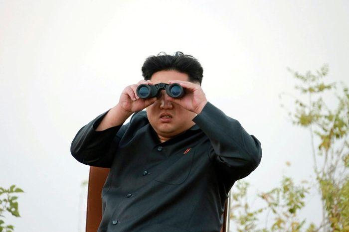 KNS (KCNA/AFP/File)