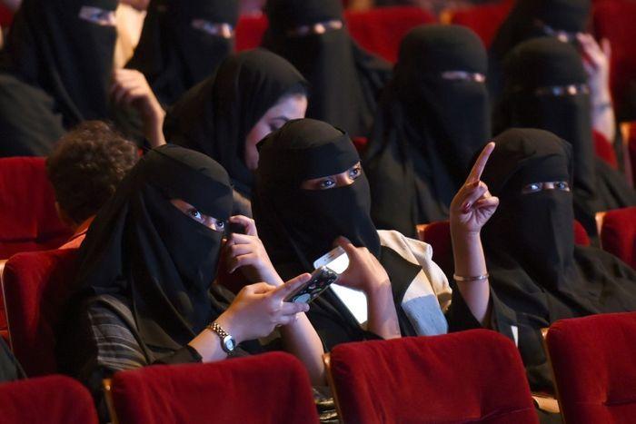 Les femmes admises dans trois stades en Arabie saoudite