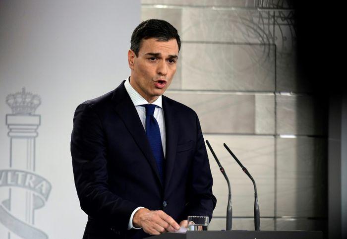 JAVIER SORIANO (AFP)