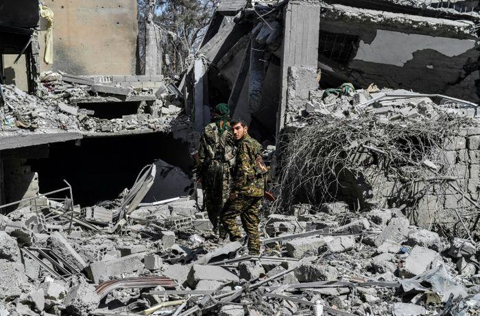 BULENT KILIC (AFP)