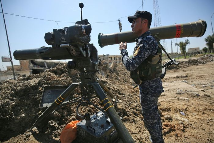 AHMAD AL-RUBAYE (AFP)