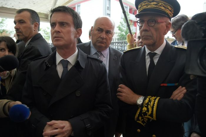 DOMINIQUE FAGET (AFP)