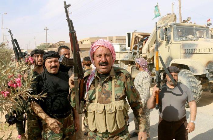 Suleiman al-ANBARI (AFP)
