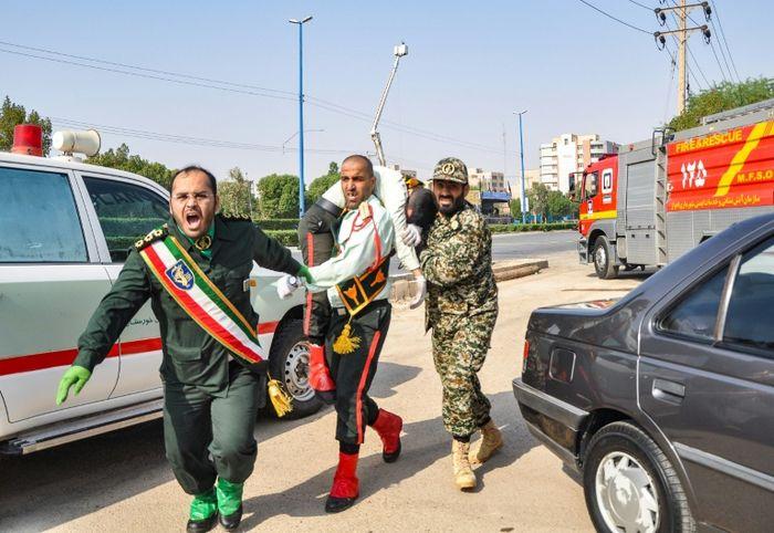 BEHRAD GHASEMI (ISNA/AFP)