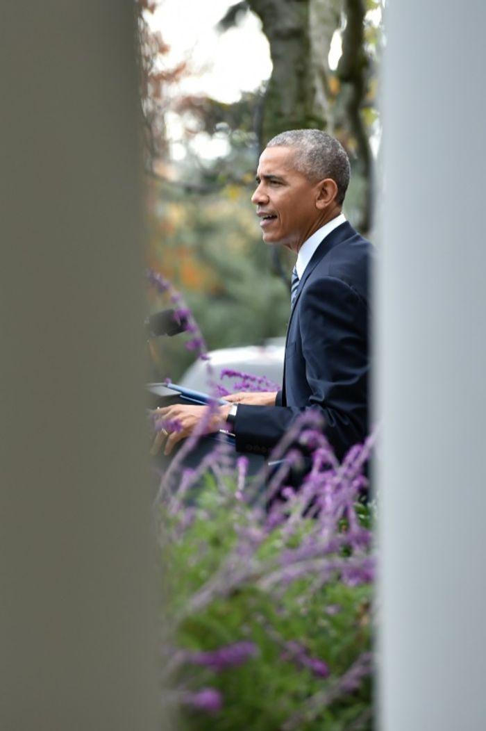 I24news maison blanche obama et trump jouent la for Au coeur de la maison blanche barack obama