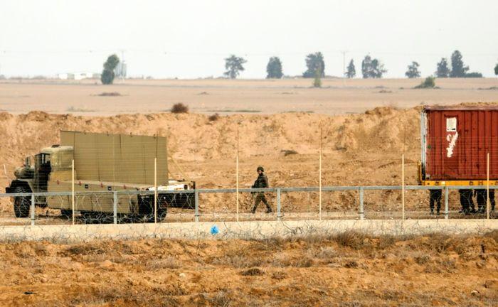 MAHMUD HAMS (AFP/File)