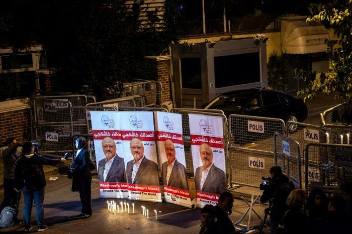 Yasin AKGUL (AFP/File)