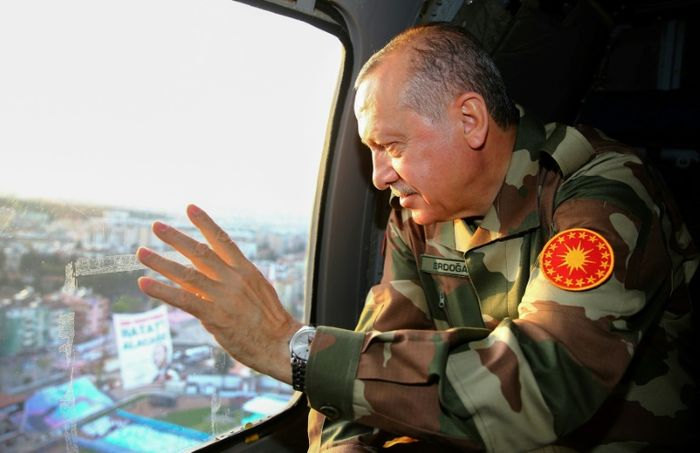KAYHAN OZER (TURKISH PRESIDENTIAL PRESS SERVICE/AFP/File)