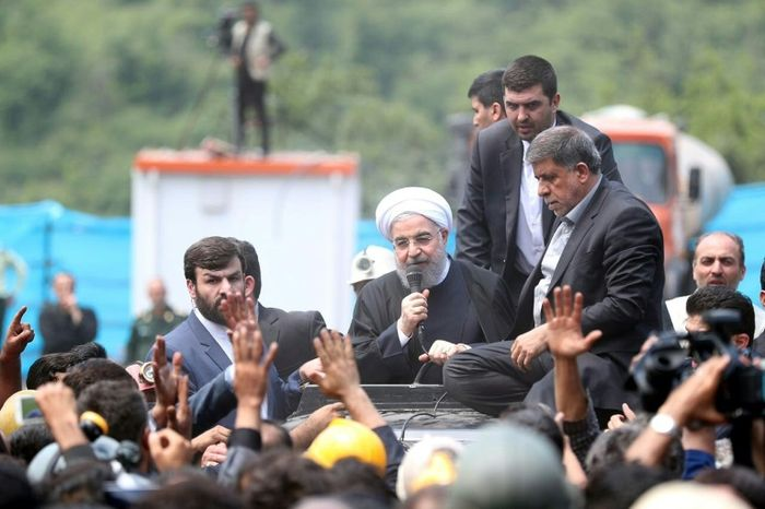 Présidence iranienne/AFP