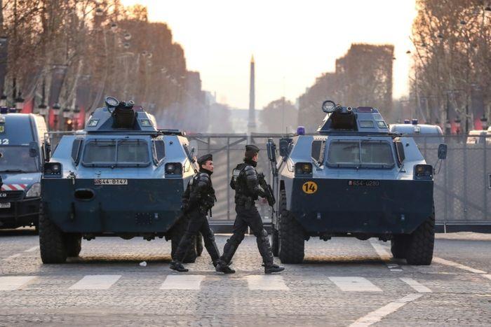 Valery HACHE (AFP)