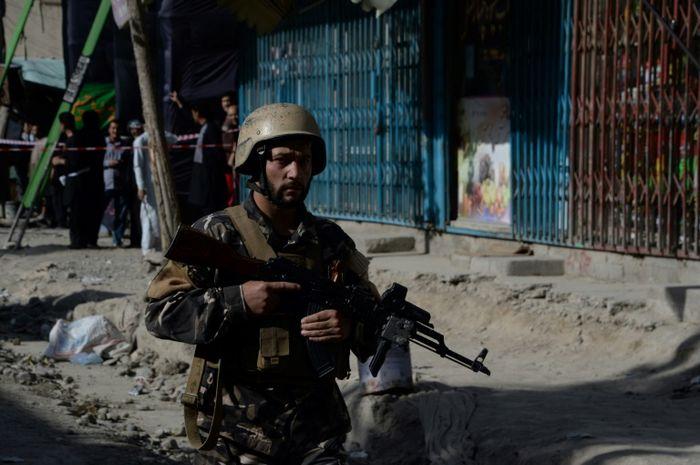 NOORULLAH SHIRZADA (AFP)