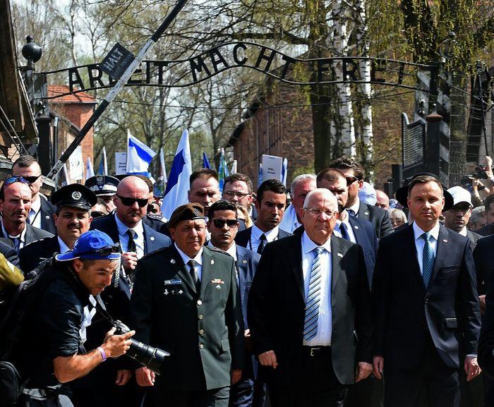 JANEK SKARZYNSKI (AFP)