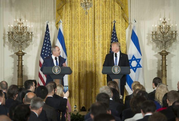 SAUL LOEB (AFP/File)