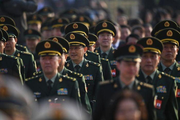 GREG BAKER (AFP/File)