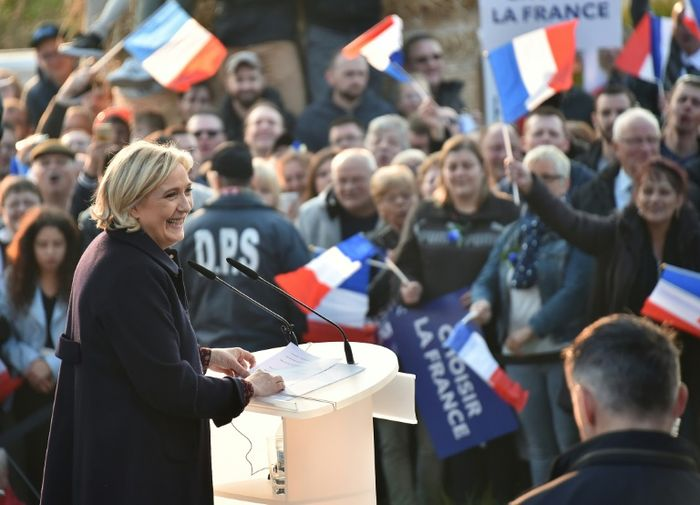 Philippe HUGUEN (AFP)