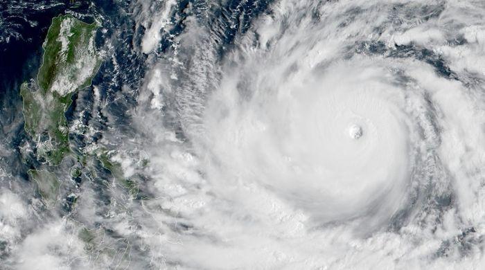 Agustin PAULLIER (NOAA/RAMMB/AFP)