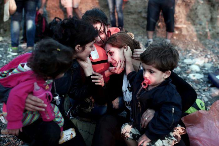 Angelos Tzortzinis (AFP/File)