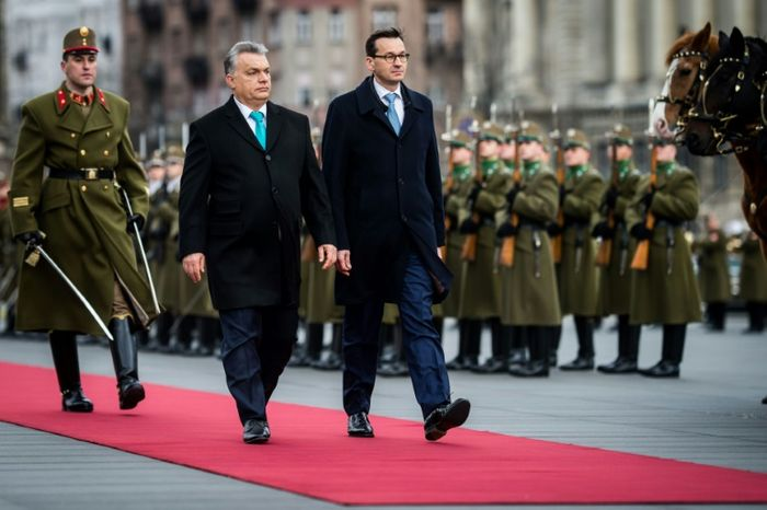 Gergely BOTAR (HUNGARIAN PRIME MINISTER'S OFFICE/AFP)