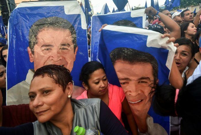 RODRIGO ARANGUA (AFP)