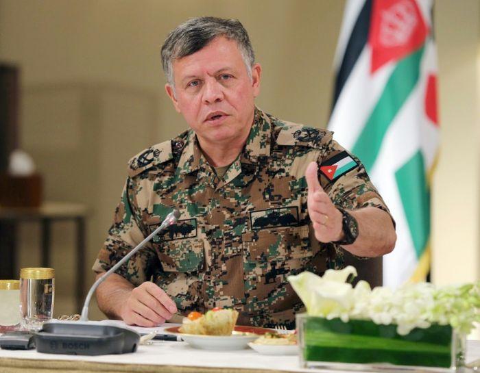 Yousef Allan (Jordanian Royal Palace/AFP)