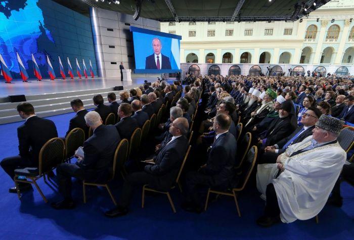 Yekaterina SHTUKINA (SPUTNIK/AFP)