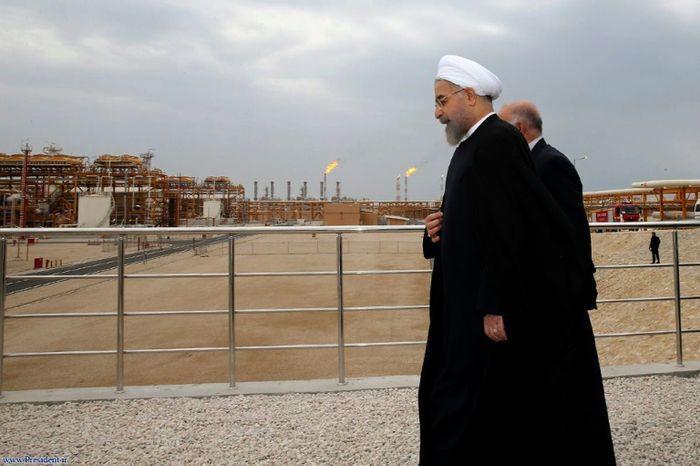 HO (Iran's Presidency Office Website/AFP/File)