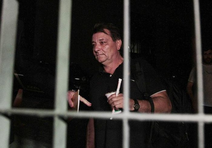Italian ex-militant Battisti arrested in Bolivia, faces extradition