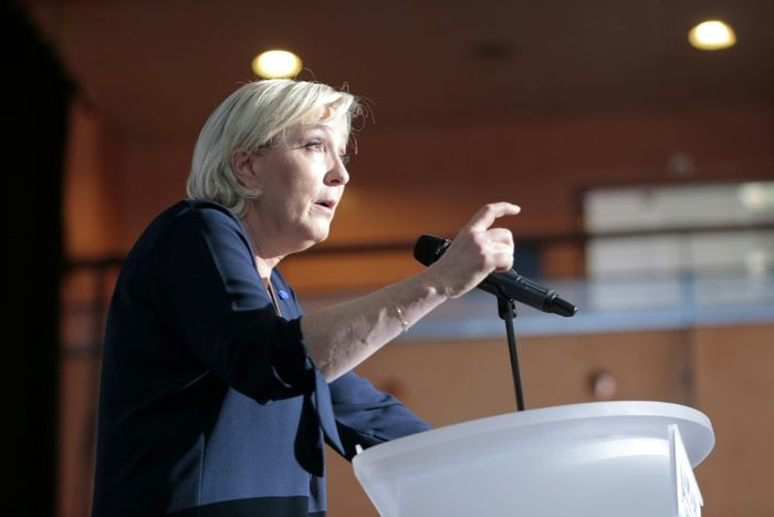 Marine Le Pen blasted by Israel over Holocaust comments