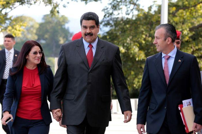 HO (présidence du Venezuela/AFP)