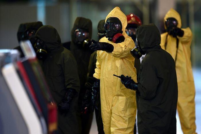 MANAN VATSYAYANA (AFP/File)