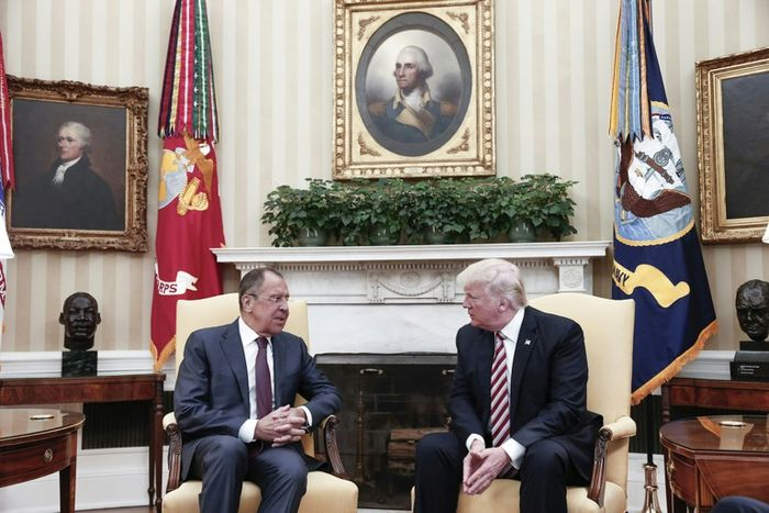 Ministère russe des Affaires étrangères/AFP/Archives
