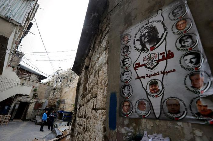 Joseph Eid  (AFP)