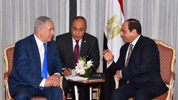 Egyptian Presidency (Egyptian Presidency/AFP)