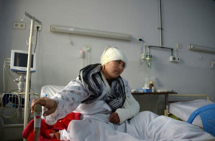FARSHAD USYAN (AFP)