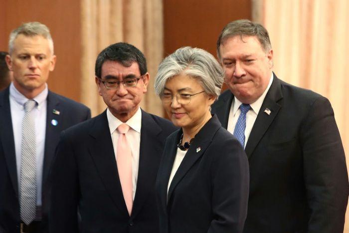 Chung Sung-Jun (POOL/AFP)