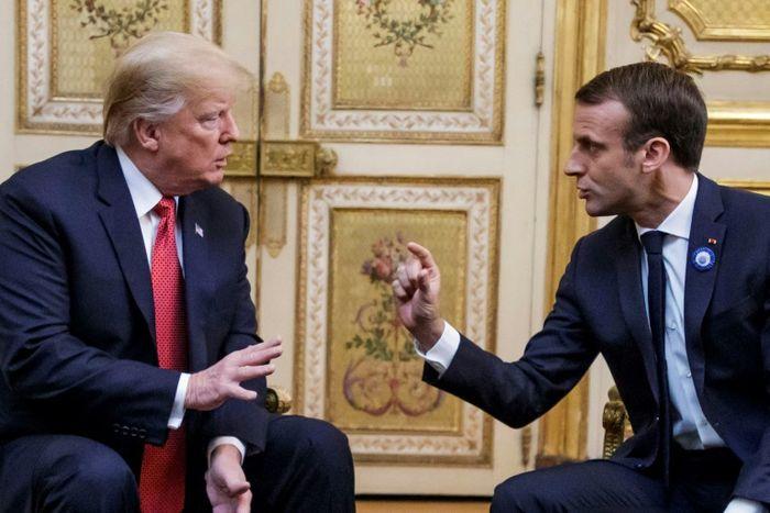 Christophe Petit-Tesson (POOL/AFP)