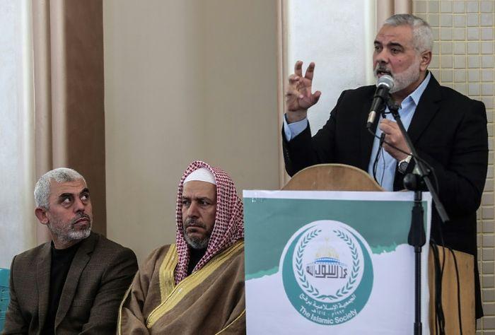Une délégation égyptienne à Gaza — Réconciliation palestinienne