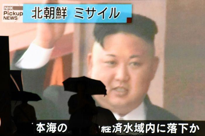 Kazuhiro NOGI (AFP)