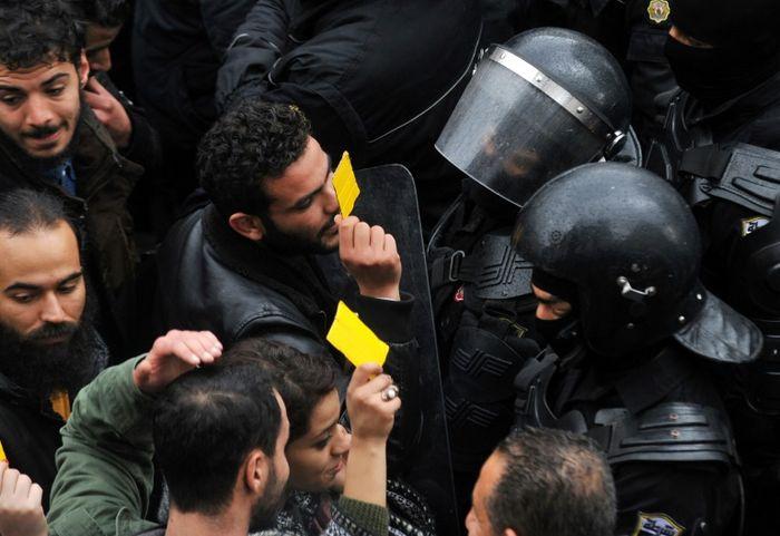 Sofiene HAMDAOUI (AFP)