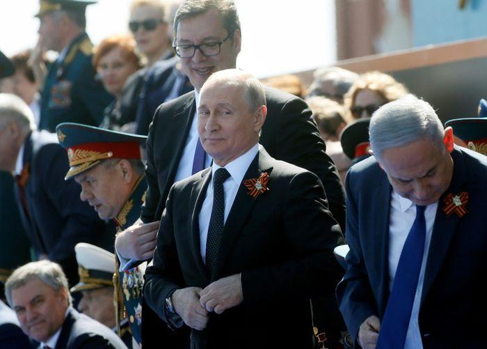MAXIM SHIPENKOV (POOL/AFP)
