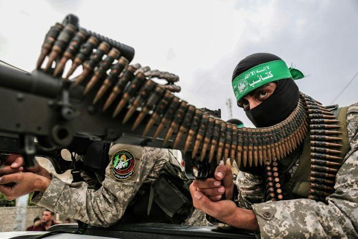 SAID KHATIB (AFP/File)