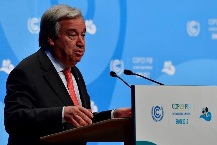 John MACDOUGALL (AFP/File)