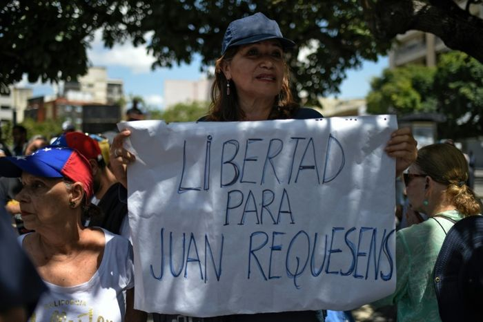 Federico PARRA (AFP)