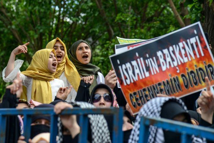 ILYAS AKENGIN (AFP)