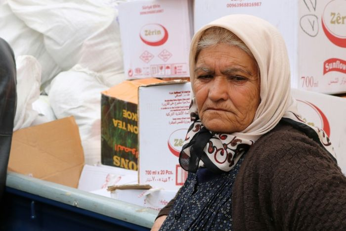 Diyar MUSTEFA (AFP)